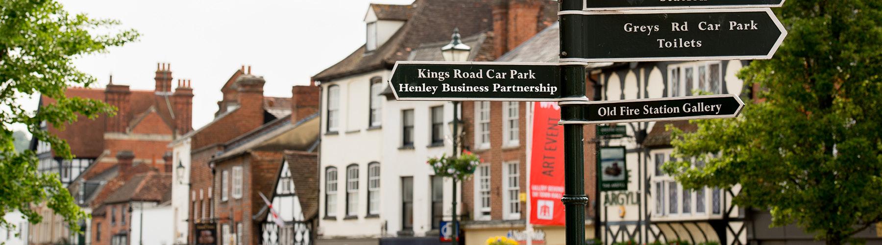 Henley Town Centre